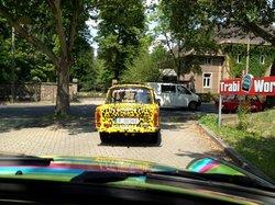 Trabi-Safari Dresden