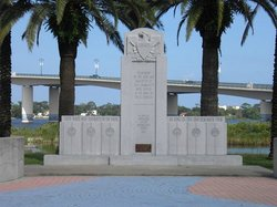 Veterans Memorial at Riverfront Park