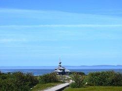 Labyrinths of Big Zayatskiy Island