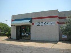 Zeke's Island Cafe