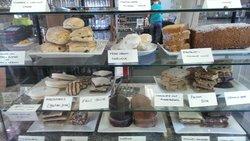 Cake and Buns Display