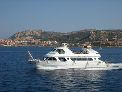 M/N Sea Star - Boat Tour Archipelago of La Maddalena