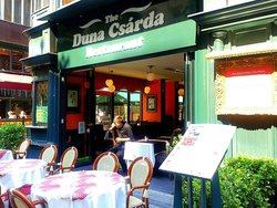 The Duna Csárda Restaurant