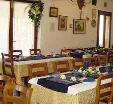 Agriturismo Le Ginestre Restaurant