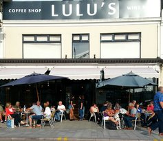 ‪Lulu's Coffee Shop and Wine Bar‬