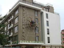 Tarantula Pizza Bar & Cake