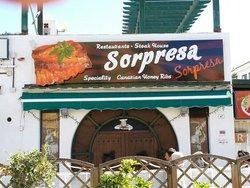Restaurante Sorpresa