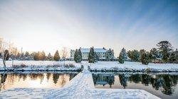 Auberge du Lac-a-l'Eau-Claire