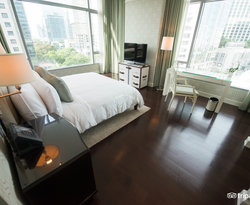 The Two-Bedroom Suite at the Oriental Residence Bangkok