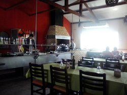 Restaurante Rancho da Pamergiana