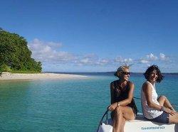 island fishing santo