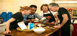 Feel Good Cooking School - Chef Nara