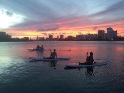 Paddle Yoga Puerto Rico