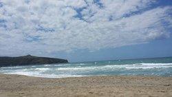 Spiaggia libera e molto tranquilla