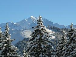 Les pistes de ski de l'Espace Diamant