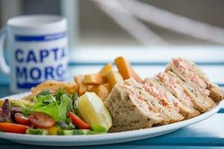 Captain Morgans Cafe