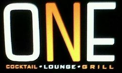 One cocktail lounge and grill