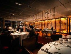 Restaurant RED im KKL Luzern