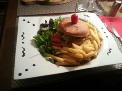 Burger des Hautes Alpes