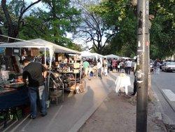 Mercado Retro La Huella