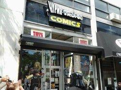 Hypno-Tronic Comics