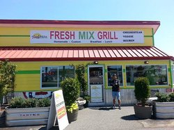 Fresh Mix Grill and Mart