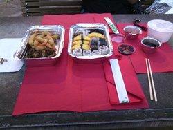 Man-Chan Sushi