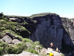 Cachoeira da Fumaca