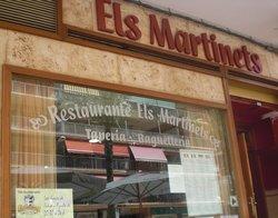 Els Martinets