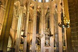 Katedral Santa Maria, Katedral Laut (Eglesia de Santa Maria del Mar)