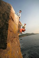 Acadia Mountain Guides Climbing School