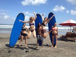 Surf's Up School