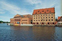 Польская Балтийская филармония, Гданьск, Польша