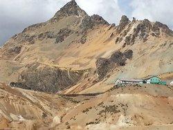 Ferrocarril Central Andino S.A.