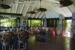 Firefly Mustique Restaurant and Bar