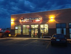 Barbacoa's Burritos & Wraps