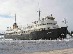 Museum Ship Norgoma