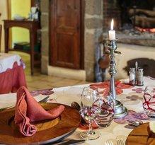 Logis Hotel la Creche Restaurant