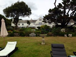 The Brasserie at the Talland Bay Hotel