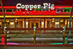 Copper Pig BBQ & Smokehouse