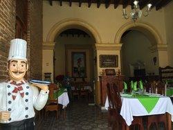 Restaurante El 19 Sancti Spiritus