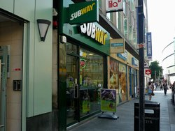 Subway - North John Street
