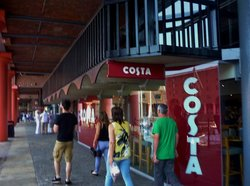 Costa Coffee Britannia Pavilion