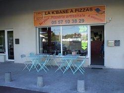 La K'bane a Pizzas