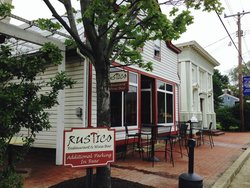 Rustico Restaurant & Wine Bar