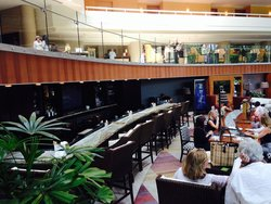 The Lobby Bar at Sawgrass Marriott Golf Resort & Spa