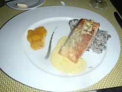 Food at La Palapa
