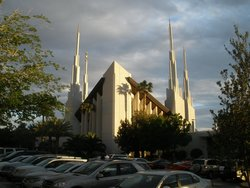 The Church of Jesus Christ of Latter-Day Saints Las Vegas Temple