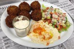 Kabab-Burger