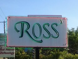 Ross' Old Austin Cafe